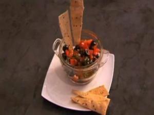 Black Olives Salad