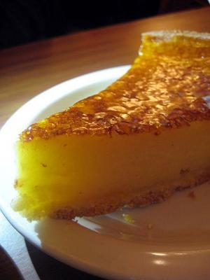 Lemon Cheese Tart
