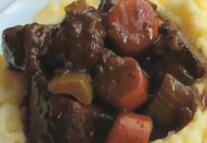 Beef Bourguignon On A Budget