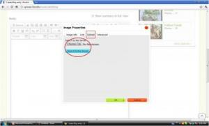 How to upload image