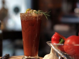 How to Make a Bloody Good Balsamic Mary Cocktail