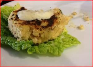 Colcannon Fish Cakes