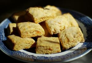 Buttermilk Sweet Potato Biscuits