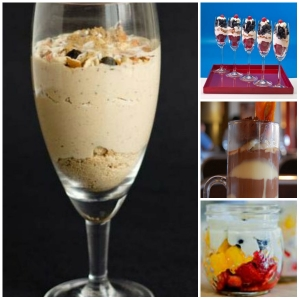 Parfaits to hang out with on National Parfait Day