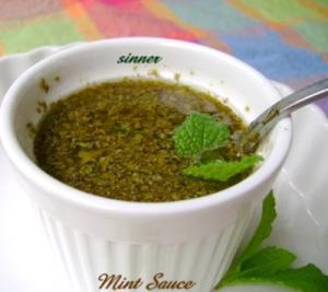 Mint Sauce