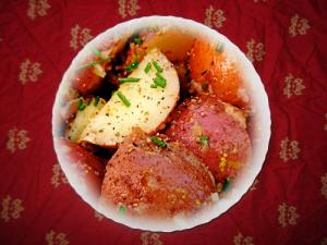 New Potato Salad Vinaigrette