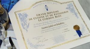 The Cordon Bleu  Grand Diploma