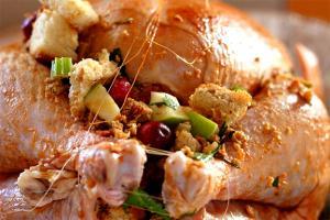 Holiday Turkey Stuffing