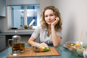 dinner meditation