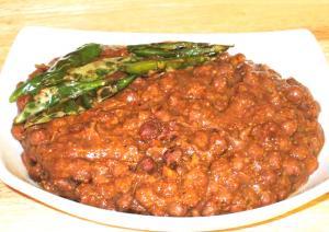 Spicy Punjabi Chole