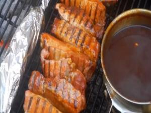 Country Ribs with Dr Pepper BBQ Sauce