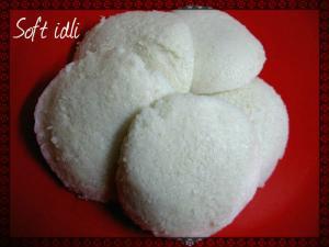 Tamil-Style Soft Idli