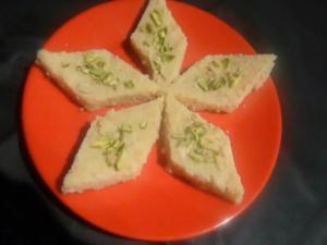 Khoya / Mawa Burfi ( Milk Dessert)