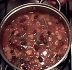 Chicken And Vegetable Chili - Part 2 - Finishing