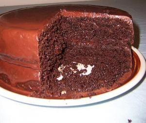 Fabulous Fudge Cake