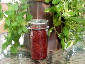 How to Make Strawberry Balsamic Compote
