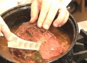 Colorado Corned Beef Brisket and Round