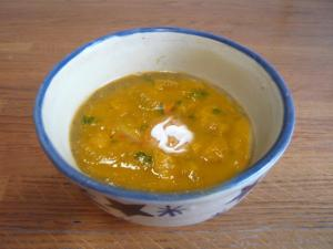 RUSSIAN CURRY SOUP