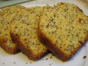 Caraway Or Seed Cake