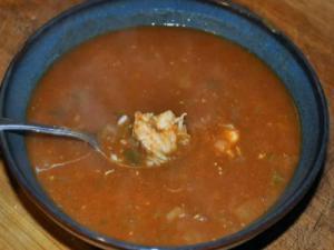 Sapos Famous Shrimp Stew