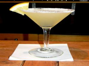 The Lemon Drop Cocktail