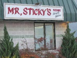 Mr Sticky's