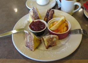 Milo's Monte Cristo Sandwich