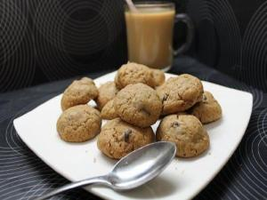Walnut Cheesecake Cookies