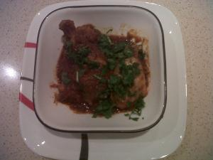 Kolhapuri Chicken Gravy
