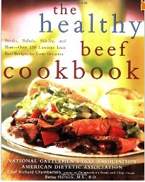 Healthy beef cookbook