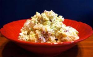 Celery Potato Saute