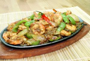 Filipino Spicy Gambas