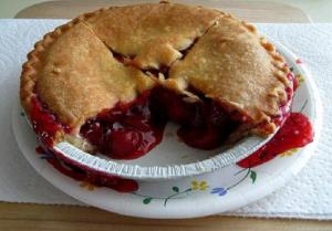 Cherry Brandy Pie