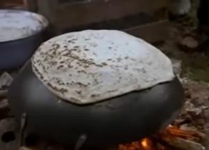 Iraqi Flat Bread