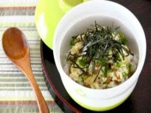 Wasabi Mayonnaise Chicken Rice Bowl