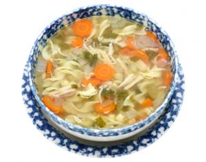 Chicken Noodle Vegetable Soup