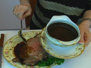 Betty's Au Jus Gravy for Prime Rib