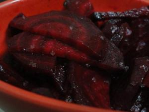 Beetroot With Onions