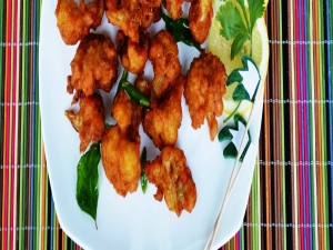 Gobi 65/ Cauliflower 65 - Quick Indian Appetizer