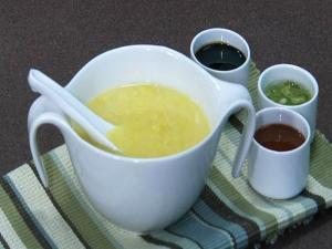Sweet Corn Soup by Tarla Dalal