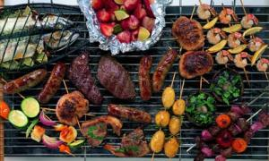 BBQ tips for special guests on special diet