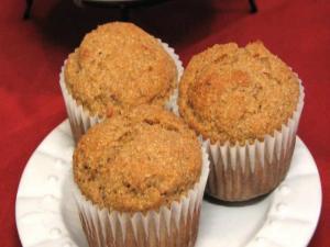 Lynn's Wheat Germ Muffins