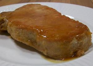 Pork Chops In Apple Juice