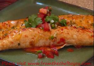 Delicious Beef Enchiladas