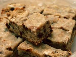 Spicy Date Bars