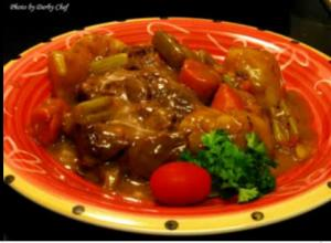 French Onion With Pot Roast And Veggies