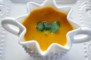 use pureed vegetables
