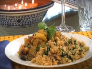 Healthy Cooking with Nina Cucina presents: Moroccan Night