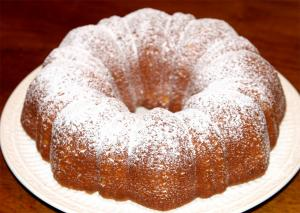 Irish Pound Cake