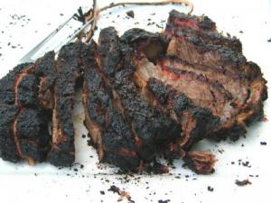 Charcoal Broiled Chuck Steak